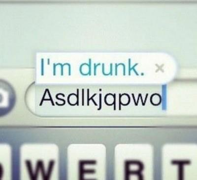 drunk, funny, iphone, message, text