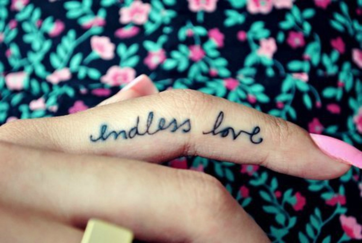 endless, endless love, endless love never dies and finger