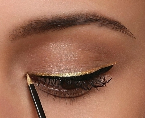eye shadow, makeup, simple