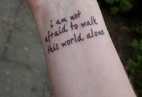 famous last words, my chemical romance, tattoo