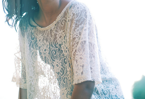 fashion, film, girl, hair, lace, vintage