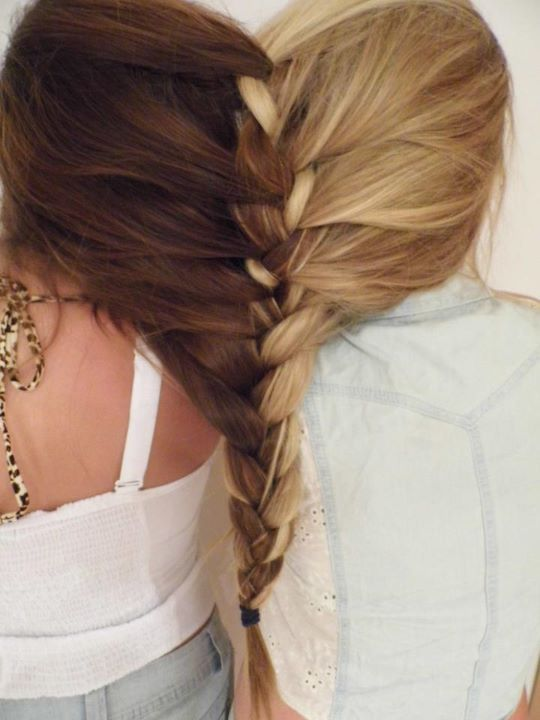 fashion, girl, hair, photo
