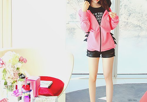 fashion, girl, hoody, kfashion
