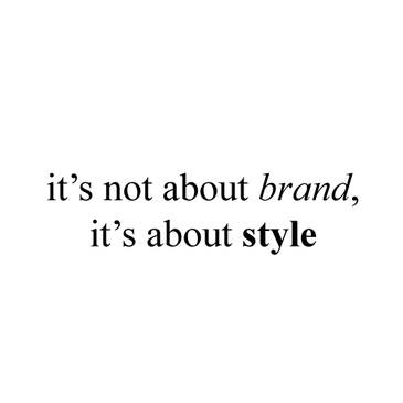 fashion, quotes, style