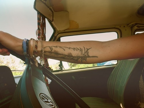 feather, free, freedom, tattoo