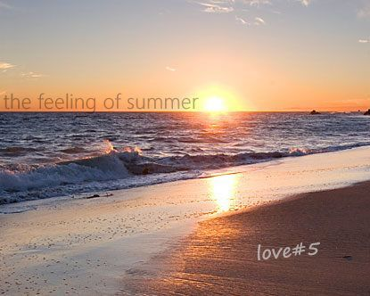 feeling, love, love#, summer