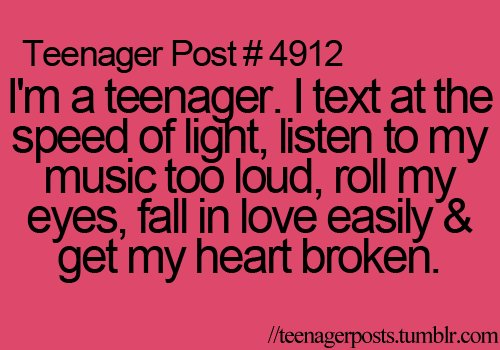 Quotes About Teenage Love From Songs : ... , live, lol, love, music, post, quote, teen post, teenage, teenager