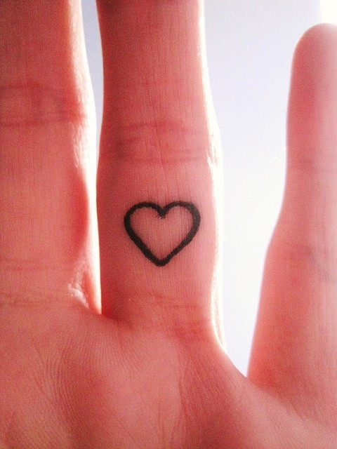 girl, girly, heart, little, lovely, nice, photo, pink, tatto