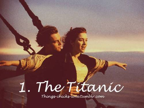 tumblr, titanic, things girls love, story, love, guys, girls