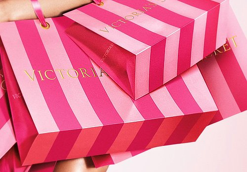girly, gold, luxury, pink, victorias secret