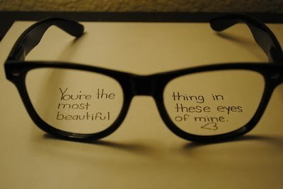 glasses, photography, quotes