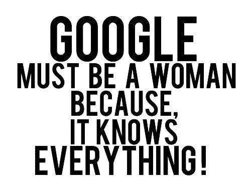 google, lol, woman