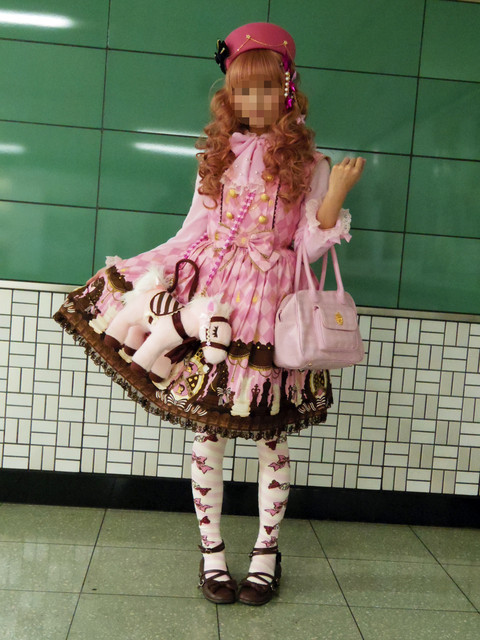 amazing, awesome, bow, brown, chess, chess chocolate, childish, chocolate, cute, dress, fashion, girly, harajuku, japan, japanese, kawaii, lolita, pink, pony bag, shoes, sweet, sweet lolita