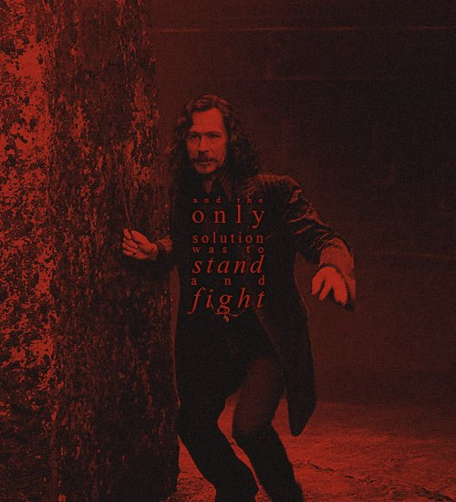 harry potter, sirius black