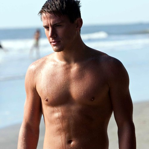 hot, actor, beach, channing tatum