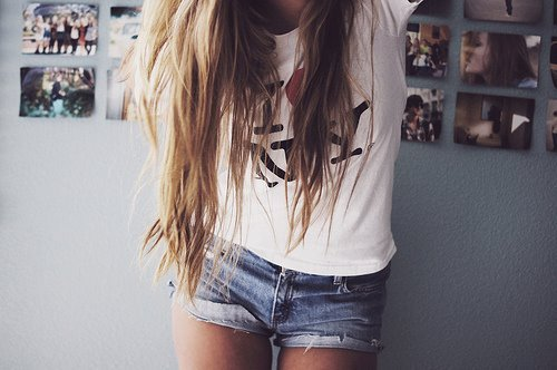 hot, awesome, blonde hair, fashion