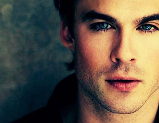 hot, blue eyes, cute, damon salvatore