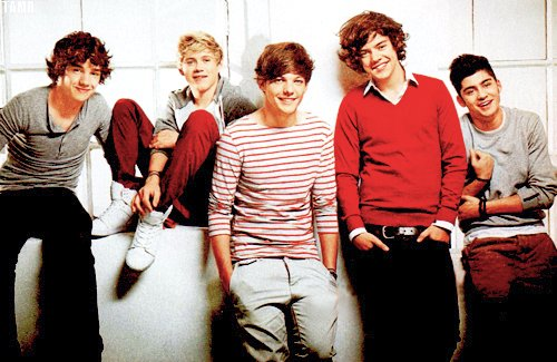 famous, hot, one direction