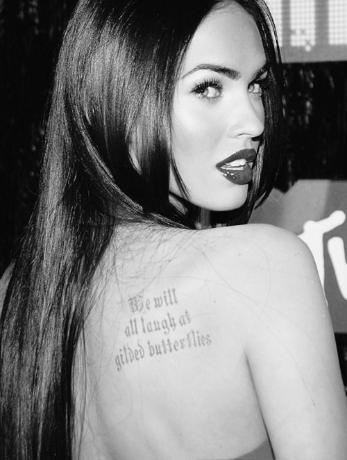 amazing, atriz, b&w, beautiful, beauty, black and write, eyes, famous, fashion, fox, girl, hair, hot, image, megan, megan fox, model, perfect, perfeita, photo, photography, picture, pretty, sexy, style, tattoo, tattoos