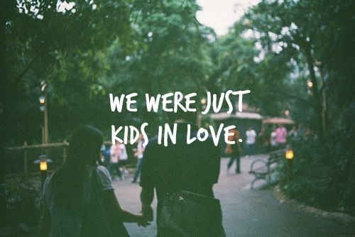 kids in love, mayday parade, song