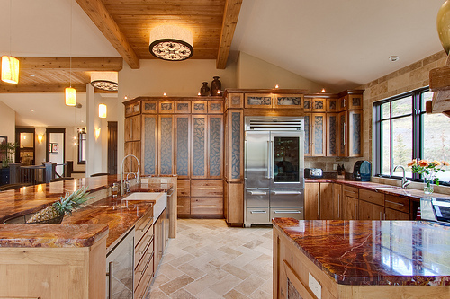 kitchen, luxury, room, want, wooden