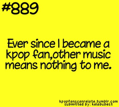 kpop, text