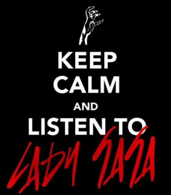 anime, cute, jo calderone, keep calm, lady gaga, little monster, love, monster, music, stefani germanotta, you and i