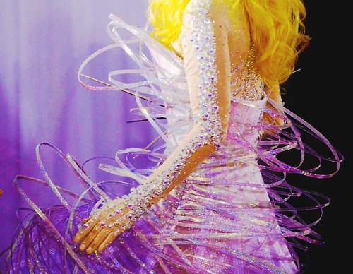 dress, girl, hair, lady gaga