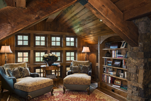 1000 images about mountain cabin interiors on pinterest for Log home designs ontario