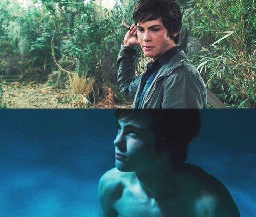 logan lerman, percy jackson