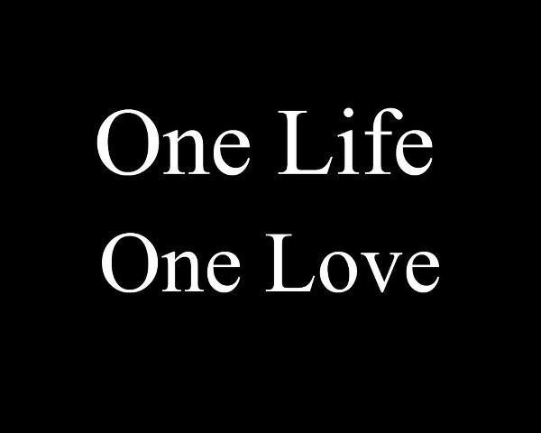 one life one love tattoo one love one life one heart