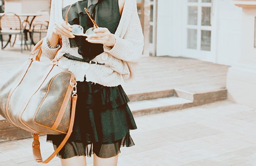 bag, clothes, fashion, girl, lv, outfit, style