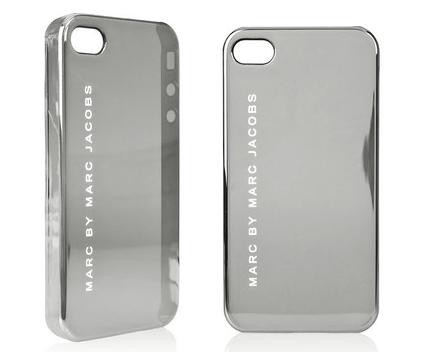 marc by marc jacobs, fashion, grey, iphone case