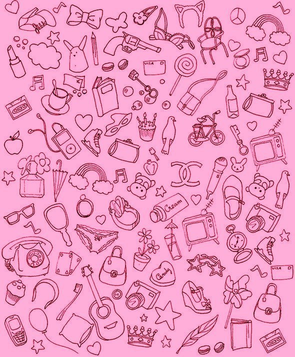 my world, draw drawings, girly, girly stuff