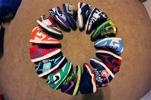 nike, shoes, sneakers