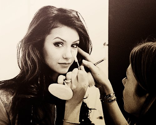 beautiful, elena, elena gilbert, katherine pierce, nina, nina dobrev, pretty, the vampire diaries, tvd