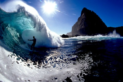 ocean, photography, surf