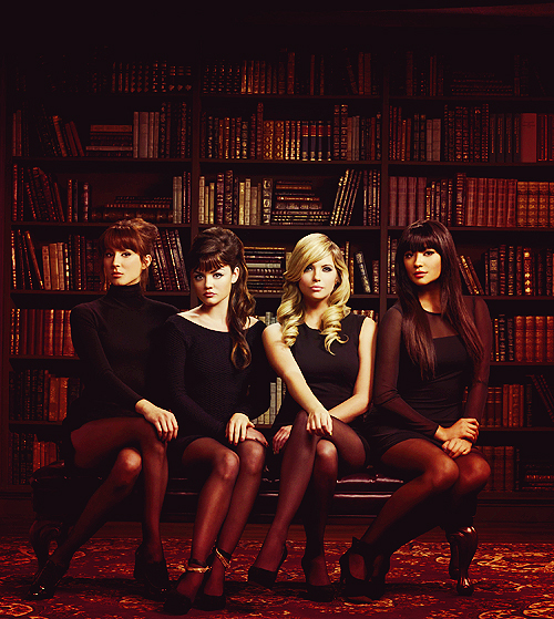 pll, pretty little liars