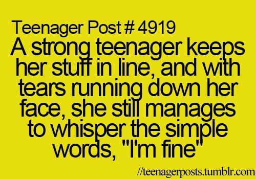 qoutes, teenager post, teenagerposts, tumblr