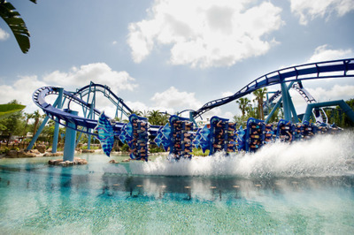 roller coaster, adventure, florida, fun