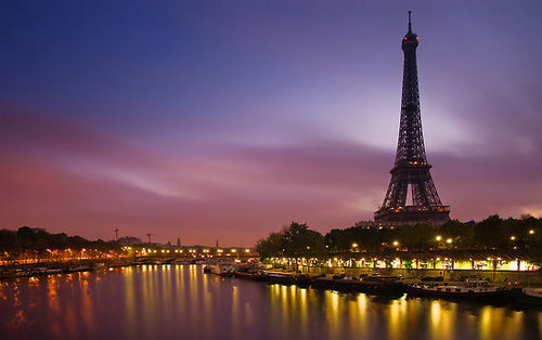 seine, city, eiffel, eiffel tower