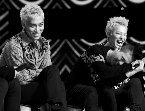 b&w, big bang, black and white, g-dragon, gd, ji yong, seunghyun, tae, taeyang, tempo, top