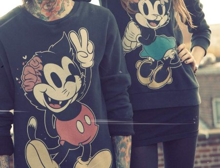 boy, drop dead, fashion, girl, love, putfit, tattoo, tattoos