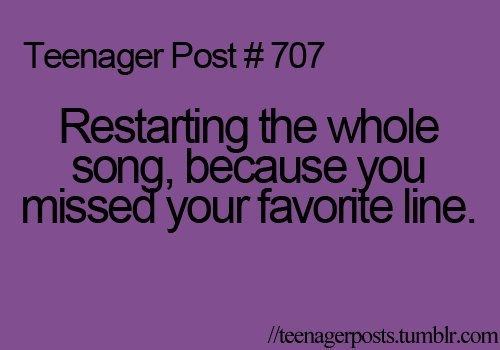 teenager post, text