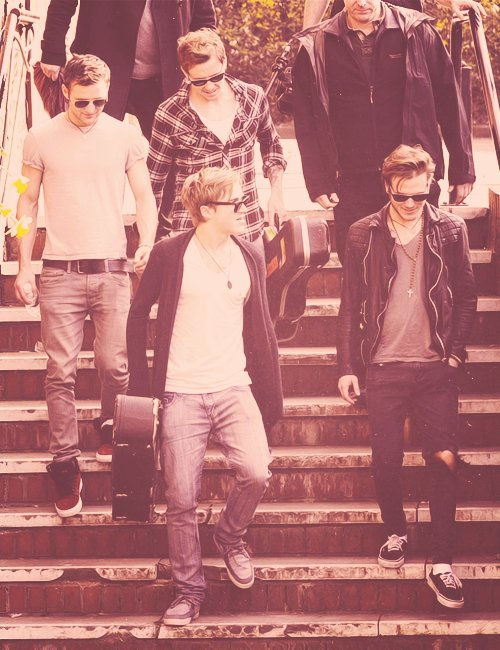 *---*, mcfly