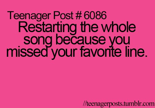 Quotes About Teenage Love From Songs : ... , everytime, funny, music, post, quote, quotes, song, talk, teen