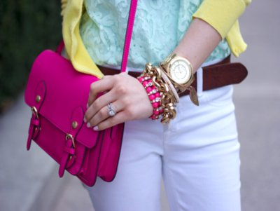 fashion for girl 2014... accessories-bracelet