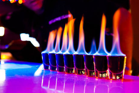 alcohol, drink, fire, party, photography