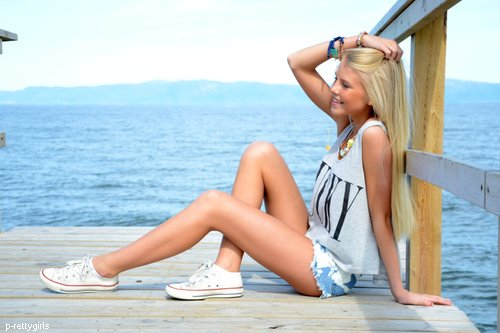 all star, aurora mohn, beach, beautiful