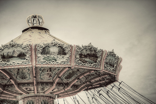 amazing, antique, beautiful, carousel